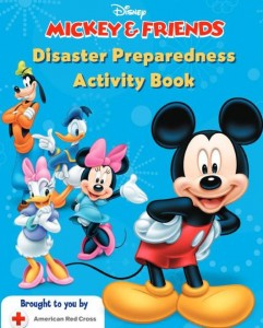 Disney Preparedness Activity Book