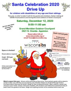 Santa Celebration 2020 @ Grand Meridian Courtyad and Parking Lot